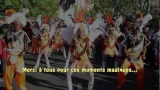 preview picture of video 'Carnaval 2012 Fort de France - Martinique'