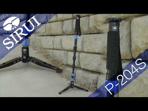 Sirui P-204S - The World's Best Monopod!