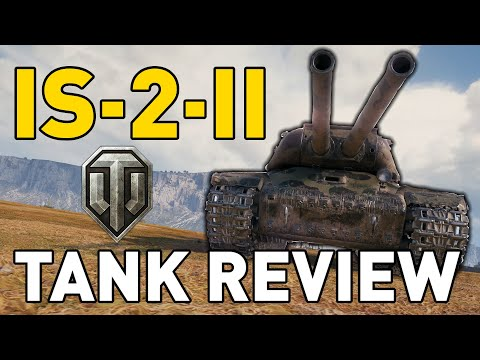 IS-2-II Tank Review - World of tanks