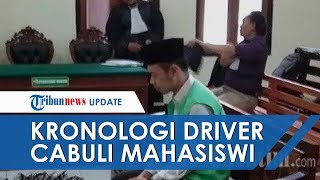 Kronologi Driver Taksi Online di Surabaya yang Perkosa Mahasiswi asal Malang