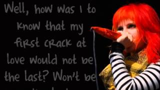 Hayley Williams - Teenagers (With Lyrics and Song Meaning)