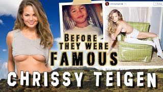 Gambar cover CHRISSY TEIGEN - Before They Were Famous