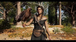 AC Odyssey - Testing the game for the first time