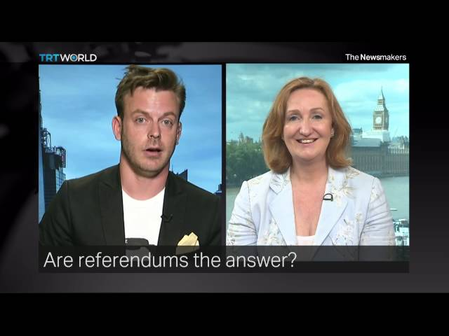 The Newsmakers: Referendum Politics and Australia's Elections