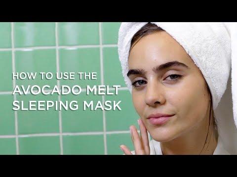 Watermelon Glow Sleeping Mask by glow recipe #7