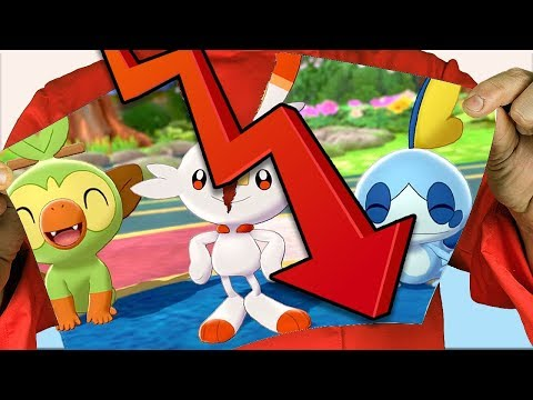 Pokemon Sword and Shield Sales Worse Than You Think - Inside Gaming Daily
