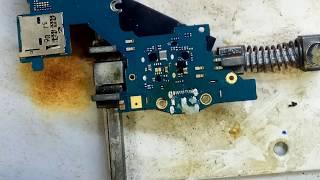 Замена Зарядного Коннектора Планшета Tab2 7.0 ( T211 )