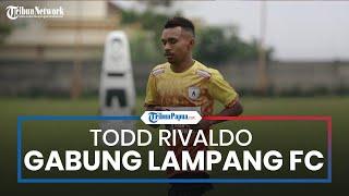 Liga 1 Belum Jelas, Persipura Pinjamkan Todd Rivaldo Ke Lampang FC