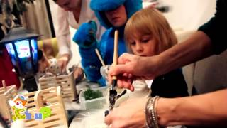 Мастер-класс для детей «Раскопки динозавров, сокровищ»