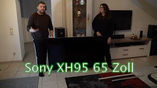 Sony Bravia XH95 65 Zoll - 4K, HDR, Full Array LED, Smart TV, Android TV