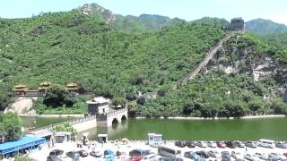 Video : China : A panorama of JuYongGuan Great Wall, BeiJing 北京