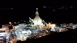 Multidão participa do encerramento da Festa da Padroeira de Conceição