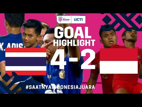 HIGHLIGHT GOAL THAILAND VS INDONESIA