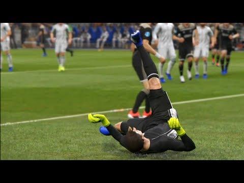 PES 2019 - AFC Ajax vs Real Madrid CF - UEFA Champions
