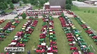 WMT Tractorcade 2018