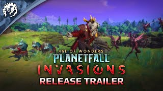 Age of Wonders: Planetfall Invasions Youtube Video