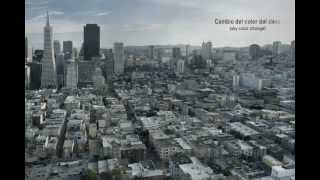 preview picture of video 'Ciudad destruida (destroyed city) - Matte painting'