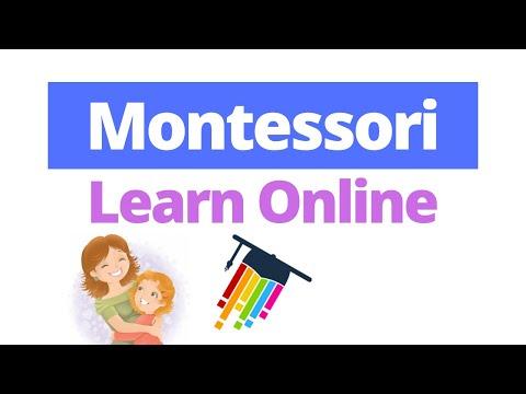 Learn Montessori Online