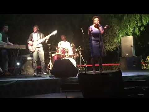 Moving on by Asa covered by Olubunmi