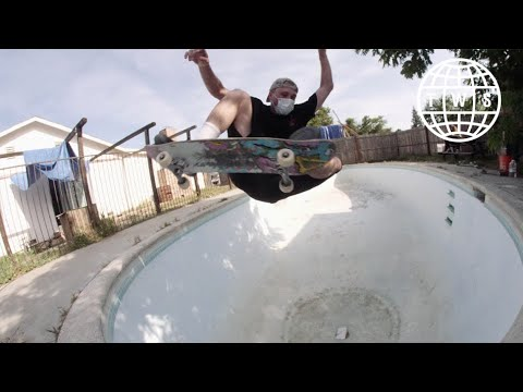 Backyard Barging 8 | Pool Skating, The Nude Bowl, Jake Wooten, Heimana Reynolds, and More