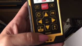 Dewalt digital laser entfernungsmesser m dw xj testbericht
