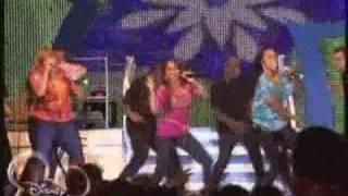 The Cheetah Girls - Live in Madrid - One World