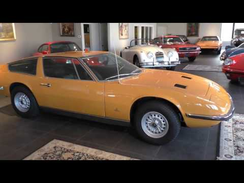 1972 Maserati Indy for Sale - CC-959355