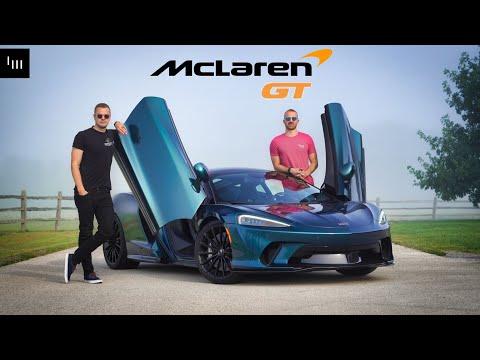"McLaren GT Review - More ""Supercar"" Than ""GT"" Car"