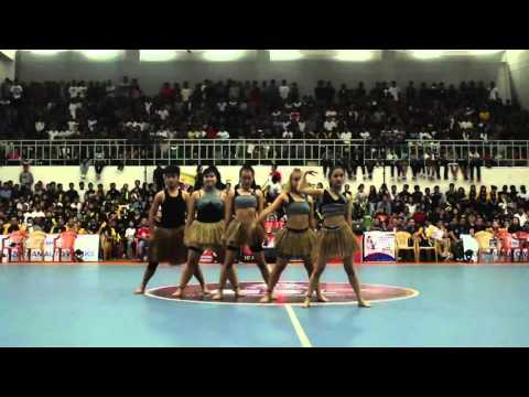 Mizoram Super League 2016 Final || Dance Battle 1 || Nerds of War vs Riborn
