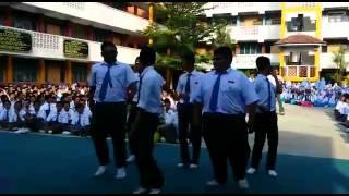 Flashmob Sambutan Hari Guru 2015 Smktrj