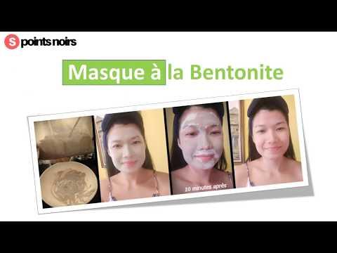 La pellicule sur le masque pour la personne