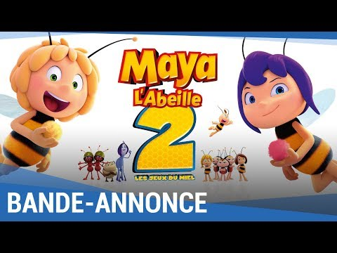 MAYA L'ABEILLE 2 - Le film -Bande-Annonce (VF) [actuellement au cinéma]