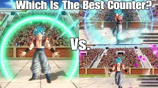 Xenoverse 2 Skill Test! Rough Ranger Vs All Counters In The Game!