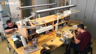 preview picture of video 'Goldschmied Schmuckwerkstätte Juwelen und Edelmetalldesign in St. Radegund bei Graz'