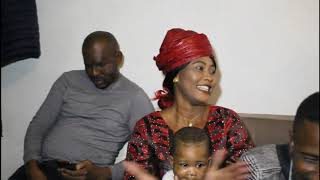 Hiirde Demba Hamet Guisse Avec Issa Boye  LE HAVRE 09 09 2019