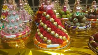 Barbie Dolls Concept Grand Seer Varisai Thattu Pates Decorations By RB3 Creations 7401241066