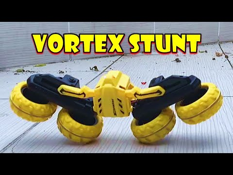 Amazing RC Stunt Car with Music & Demonstration Feature