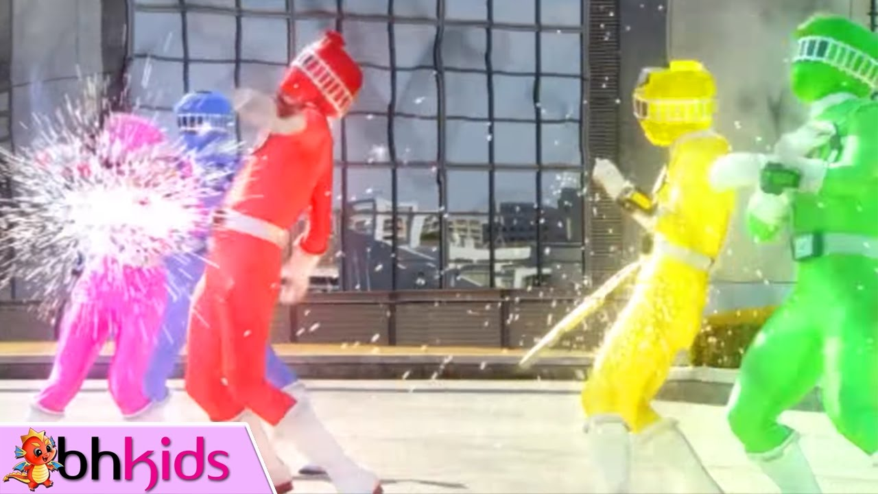 Siêu Nhân Đường Sắt - Ressha Sentai ToQger, Tập 11: Hoàng Đế Xuất Hiện