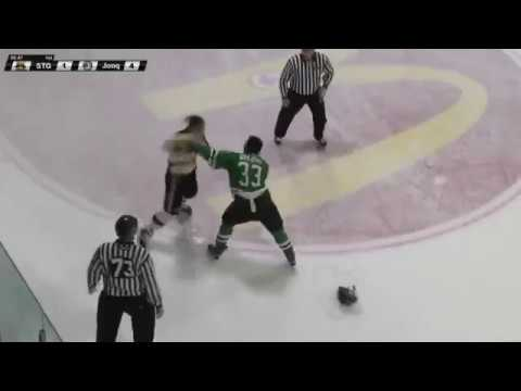Tommy Bolduc vs. Hubert Poulin