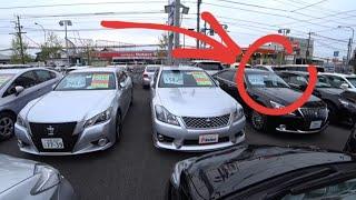Шок от Цен на Тойота в Японии! Авторынок Япония, б/у Авто из Японии! Приус, Краун, Харриер Аква!