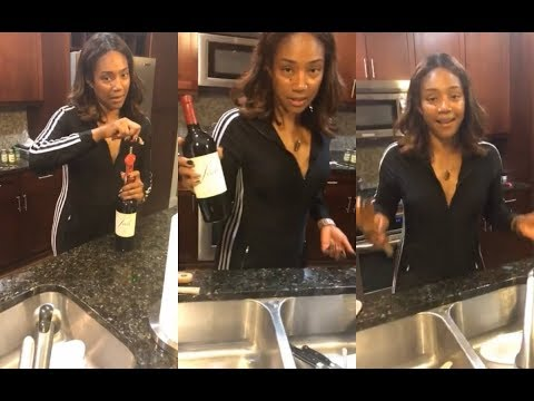 Cooking With Tiffany Haddish on Instagram Live #SheReady