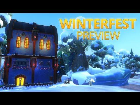 Winterfest Preview Livestream