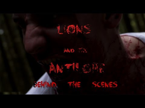 Lions and the Antilope (Short Film) BTS