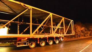 Vi leverte ny gang og transportbru til IKEA