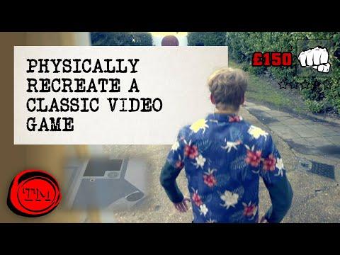 Ztvárněte naživo videohru