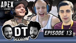 Deadmau5 banned on Twitch - The DT Podcast | EP13