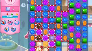Candy Crush Saga Level 4019 NO BOOSTERS