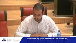 Castilla y León: se deriva al Pleno el apoyo a las medidas para mejorar la calidad educativa a travé
