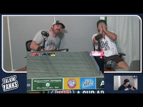 Jomboy and Jake lose their minds when Aaron Judge hits his sixth homer in the last five games