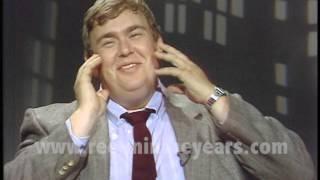 John Candy Interview 1986 Brian Linehan's City Lights